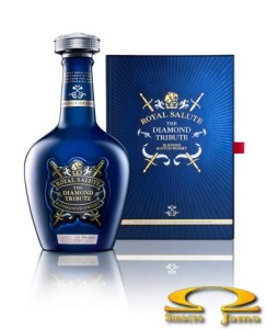 Whisky Chivas Regal Royal Salute Diamond Tribute 0,7l