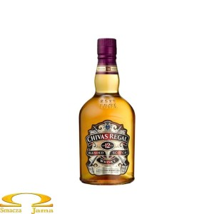 Whisky Chivas Regal 12 YO 0,5l