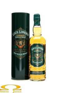 Whisky Loch Lomond Peated Single Malt 0,7l
