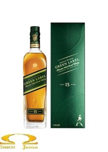 Whisky Johnnie Walker Green Label 0,7l