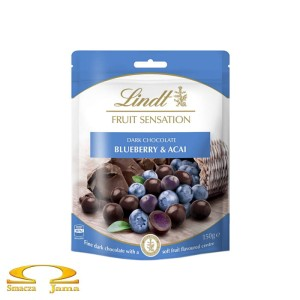 Czekoladki Lindt Sensation Fruit Blueberry & Acai 150g