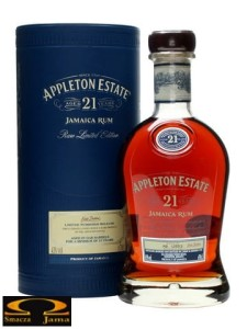 Rum Appleton Estate 21yo 0,7l Jamajka