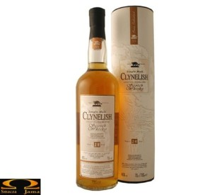 Whisky Clynelish Single Malt 14 YO 0,7l