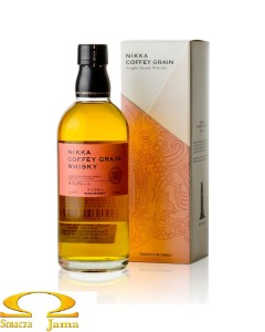 Whisky Nikka Coffey Grain 0,7l
