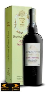 Porto Ramos Pinto 10 Years Old 0,75l