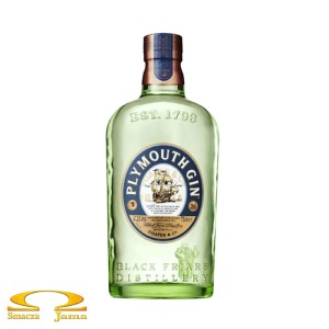 Gin Plymouth Original 41,2% 0,7l