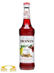 Syrop SANGRIA Mix Monin 700ml