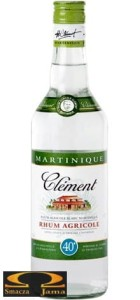 Rum Clement Blanco Agricole 0,7l Martynika