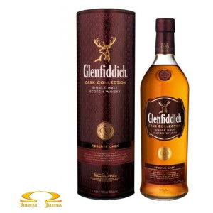 Whisky Glenfiddich Cask Collection Reserve Cask 1l w tubie