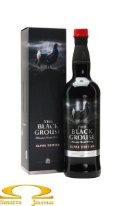 Whisky The Black Grouse Alpha Edition 0,7l