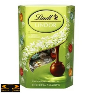 Lindt Lindor Spring Collection Assorted Cornet 175g