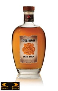 Bourbon Four Roses Small Batch 0,7l