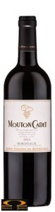 Wino Rothschild Mouton Cadet Bordeaux 0,75l