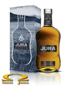 Whisky Isle of Jura 12 YO Elixir 0,7l
