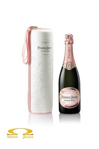 "Szampan Perrier-Jouet Blason Rose ""Enchanting Nature"" Case 0,75l"