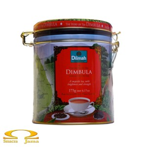 Herbata Dilmah Single Region Dimbula 175g