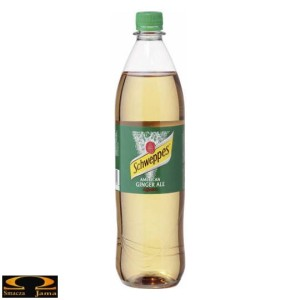 Schweppes American Ginger Ale 0,9l