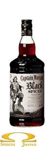Rum Captain Morgan Black Spiced 0,7l