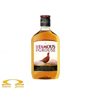 Whisky The Famous Grouse 0,5l