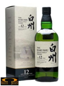 Whisky Hakushu 12 Years Old 0,7l