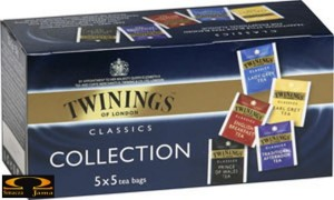 Herbata Twinings Collection 25 torebek