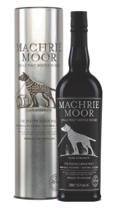 Whisky Arran Machrie Moor 5th Edition Cask Strength 56,2% 0,7l