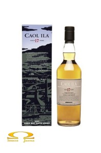 Whisky Caol Ila Unpeated 17 YO Distilled 0,7l