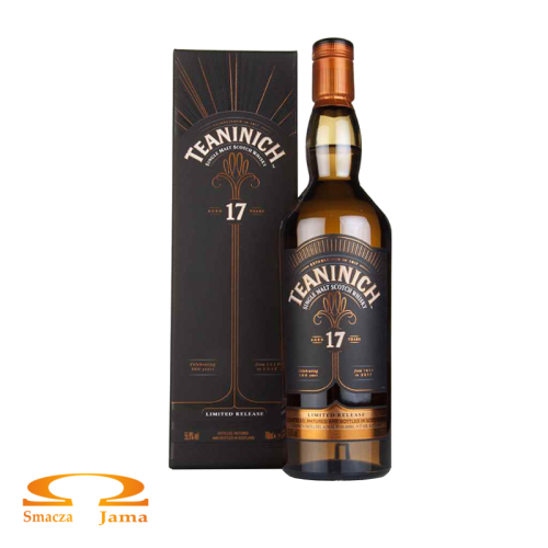 Whisky Teaninich 17 YO 2017 Special Release.png