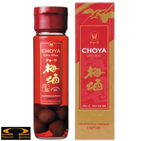 Wino śliwkowe Choya Umeshu Silver Japonia 05l Smaczajamapl
