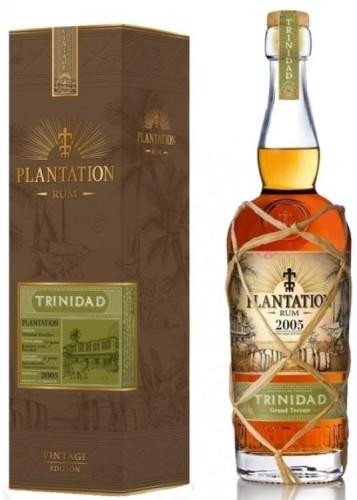 Rum Plantation Trinidad 2005 Vintage Edition 42% 0,7l ...