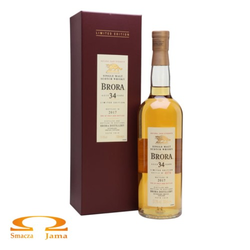 Whisky Brora 34 YO 0,7l 2017 Special Release.jpg