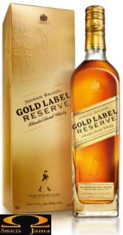 Johny Walker Cena >> Whisky Johnnie Walker Gold Label Reserve 0,7l SmaczaJama.pl
