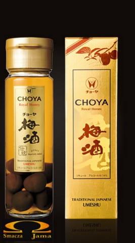 Likier Choya Royal Honey Smaczajamapl