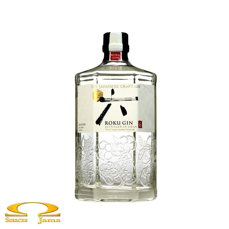 Gin Roku 0,7l SmaczaJama.pl