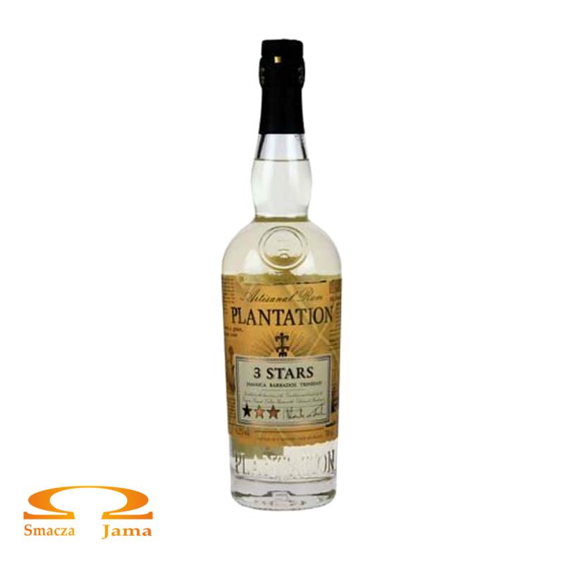 Rum Plantation 3 Stars 41,2% Jamajka Barbados Trynidad 0 ...