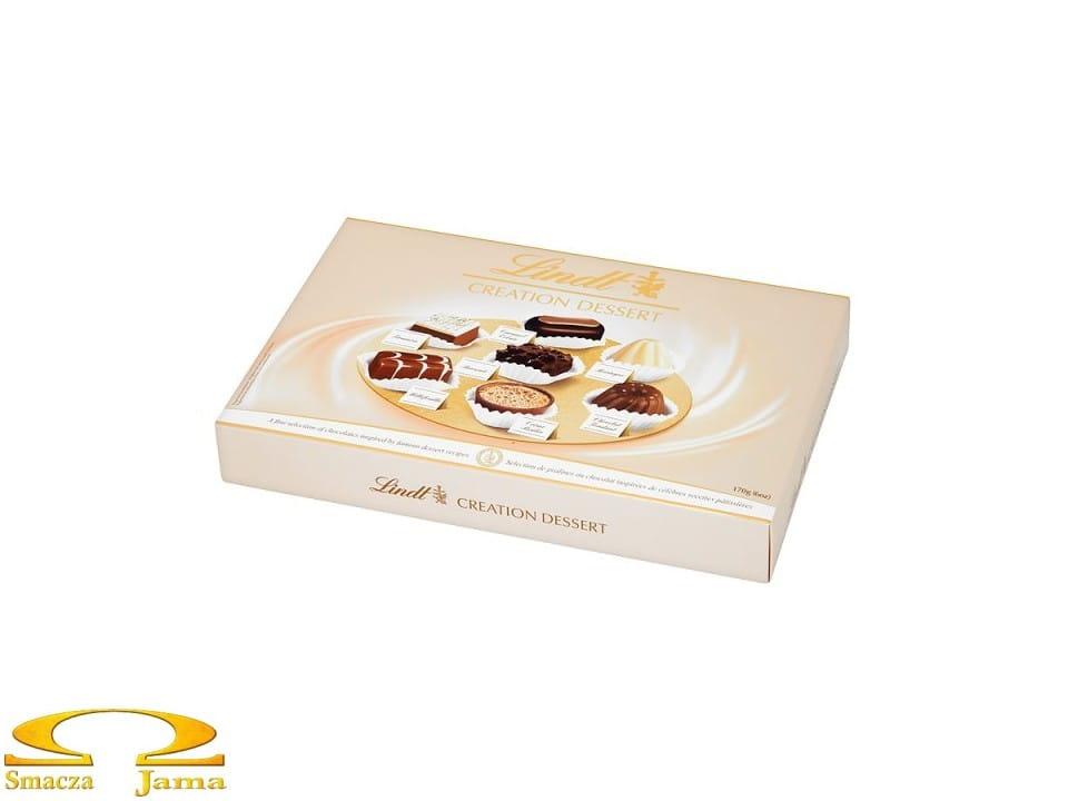 Bombonierka Lindt Creation Dessert 170g