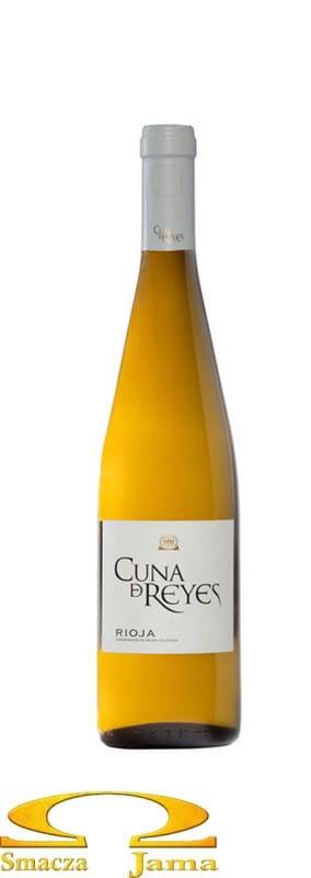 Wino Cuna de Reyes Blanco 0,75l