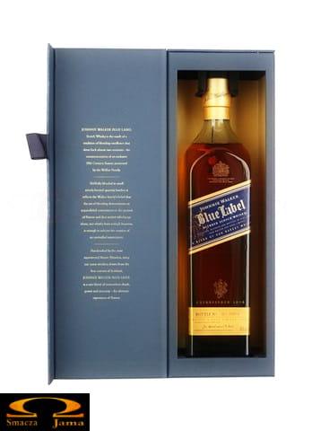 Whisky Johnnie Walker Blue Label 0 7l Smaczajama Pl